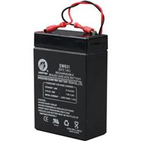 Batteries Up to 4AH+Larger