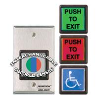 Exit Devices & Push Buttons